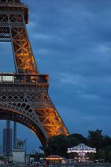 Paris (AO-photos) Tags: light paris night lumière sony eiffeltower toureiffel manège rx100