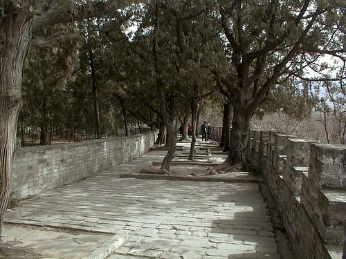China - Minggräber