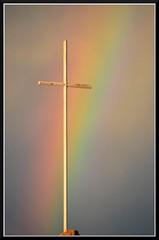 Believe (Geo_grafics) Tags: lighting city light wild vacation sky usa art america rainbow nikon colorado colorful cross religion gimp photograph majestic geo anything photograghy favescontestwinner favescontestfavored