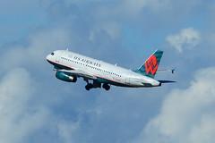 CYVR - U.S. Airways A319-132 N838AW (CKwok Photography) Tags: yvr usairways a319 cyvr n838aw