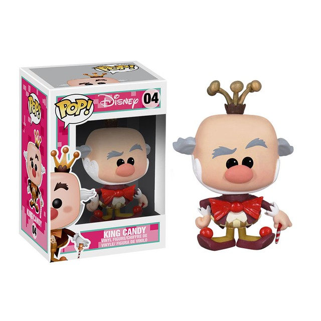 Funko Pop 系列 【無敵破壞王】wreck It Ralph 玩具人toy People News
