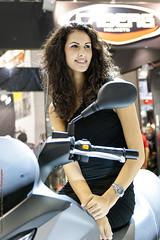 EICMA13_MG_DSC_8656 (FotoGMP) Tags: girls girl model italian nikon italia models moda monica hostess 2012 ragazza d800 manifestazione immagine ragazze modelle modella eicma 2013 fotogmp