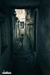 Lonely Tunnel (nabhan.zaman) Tags: old beautiful artistic antique tunnel dhaka bangladesh 6d nabhan purandhaka nabhanzaman