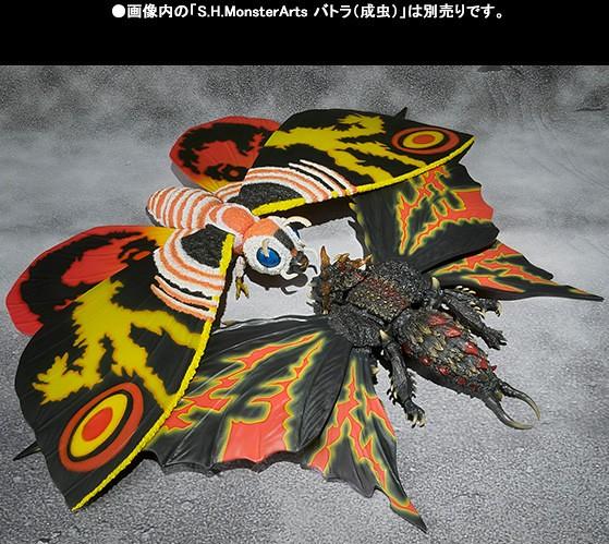 S.H. MonsterArts 魔斯拉(成虫)