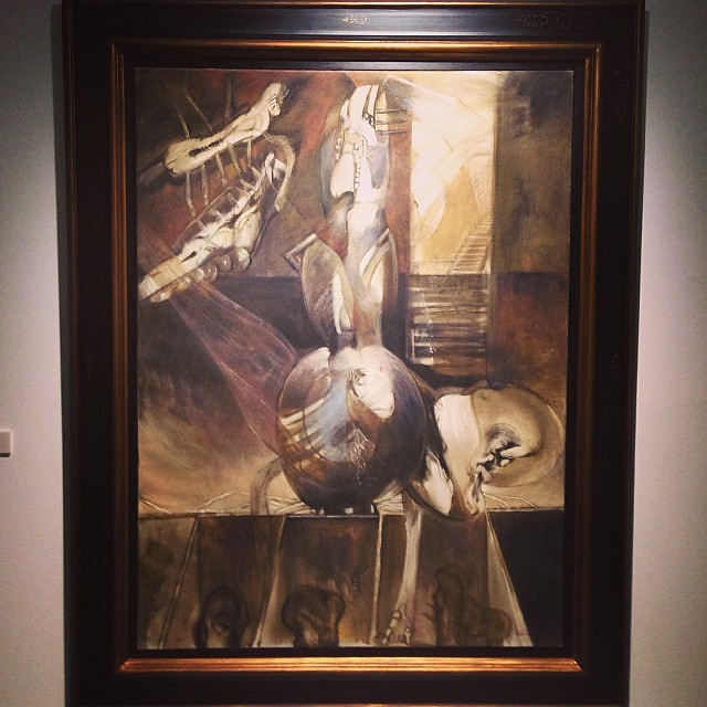 """Sin Título 1966 • """"El Pasado Presente"""" de Gerardo Chávez #art #arte #arteenlima #artinlima #artista #artist"""
