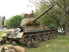 """T-34 85 (21) • <a style=""""font-size:0.8em;"""" href=""""http://www.flickr.com/photos/81723459@N04/11248094164/"""" target=""""_blank"""">View on Flickr</a>"""