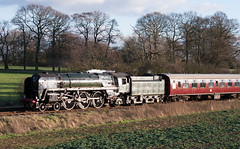 BR Class 7P Britannia 4-6-2 No.70013 'Oliver Cromwell' (norman-bates) Tags: steam loughborough britannia steamlocomotive gcr 70013 7p