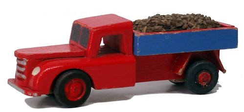 Glöckner Wolfang Camion ribaltabile 1960