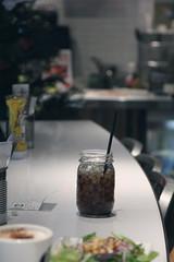 Jar (Skaalnes) Tags: ice japan tokyo shinjuku cola diner jar coca