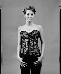 Portraits  la chambre (Denis G.) Tags: portrait studio pierre rodinal elea imagin foma100 2013 sinarf schneider180
