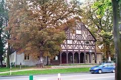 Koszwały dom podcieniowy, 1792 (fatolo) Tags: architecture dom halftimbered fachwerk architektura domy żuławywiślane koszwały szachulcowa podcieniowy podcieniowe gotteswalde