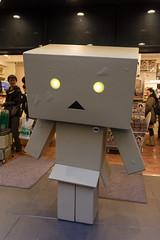 Danbo! (Akihabara, Tokyo, Japan) (t-mizo) Tags: japan tokyo sigma figure   akihabara akiba figures chiyodaku merrill foveon kotobukiya  yotsubato yotsuba danbo chiyoda    dp2  spp      sigmaphotopro dp2m dp2merrill