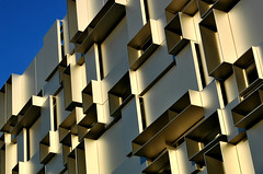 Shaping (Serge Freeman) Tags: uk england architecture modern birmingham shapes forms