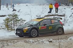 RNO_8444 (saabrobz) Tags: ford sport sweden rally m karlstad gustav wrc service adolph adolf svenska 2014 msport hagfors rallyt rmmen