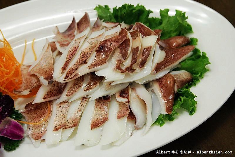 台北中正.北海漁村:清燙中卷