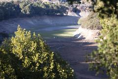 Stevens Creek Reservoir (dowellshots) Tags: rain creek stevens canyon reservoir valley drought silicon