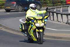 NK61 CHX (S11 AUN) Tags: durham police motorbike motorcycle yamaha roads fjr unit 1300 rpu constabulary policing policebike nk61chx