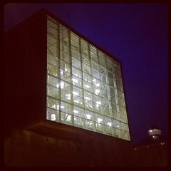 We are the Borg #resistanceisfutile #startrek... (Silverpixelz) Tags: startrek architecture uppsala bol resistanceisfutile glaswindow uploaded:by=flickstagram instagram:photo=5412966932986527