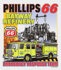"Phillips 66 Bayway Refinery Emergency Response Team - Linden, NJ • <a style=""font-size:0.8em;"" href=""http://www.flickr.com/photos/39998102@N07/13778475923/"" target=""_blank"">View on Flickr</a>"