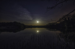 Nigel pond in the moonlight (kidda63) Tags: