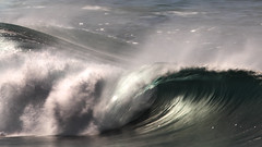 (dumbat) Tags: ocean sea water surf barrel sydney wave australia slowshutter northernbeaches curlcurl