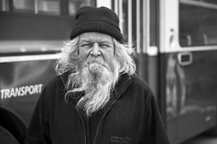 A bloody nice chap - Pete (tim jg photography) Tags: bus hat beard transport hard railway gritty peter lorry pete weathered features aged charming fleece busses photogenic midlandrailway lorries charning midlandrailwaytrust swanwickjunction midlandroadtransportgroup roadtransportgroup