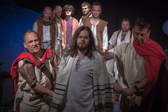 Good Friday: Through the eyes of those that lived it. (Bethany-Grace Dabbs.) Tags: music church easter costume play christ cross singing god mary religion jesus performance christian peter musical acting production christianity behind drama scenes judas goodfriday cruxifiction disiples