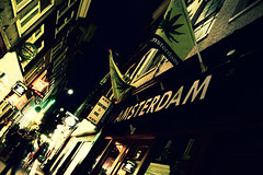 Amsterdam (mariannadivaga) Tags: netherlands amsterdam reddistrict paísesbajos summer2009