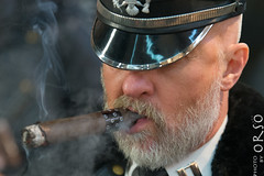 Master Tom (Photo by Orso) Tags: men smoking cigars facialhair iml