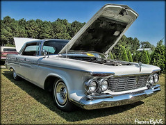 '63 Chrysler Imperial (Photos By Vic) Tags: old classic car vintage automobile antique transportation imperial vehicle chrysler mopar carshow 1963