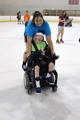 (June 8-12, 2015) Variety Adventure Camp: Week 1 (varietystl) Tags: iceskating stlouis summercamp specialneeds electricwheelchair outdoorplay orthotics activekids afos legbraces childrenwithdisabilities varietythechildrenscharityofstlouis varietyadventurecamp afobraces