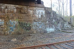 Dnie, Oc (NJphotograffer) Tags: new railroad bridge graffiti dr nj rail crew jersey reality graff oc mhs trackside destroying dnie dnier