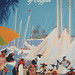 PanAm Nassau by Clipper Poster