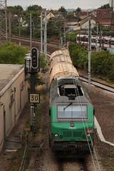 75455 (yann.train) Tags: france train wagon diesel railway locomotive marchandise signalisation prima bb fret signal sncf carr bourget triage 75000 thermique marchandises 75400 bb75000 trmies 75455 bb75400 475455 bb75455