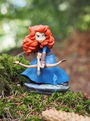 Disney Infinity 2.0 Merida (sh0pi) Tags: princess infinity disney merida figure brave 20 figur prinzessin
