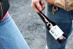 20170218171618_IMG_3790 (arielandrew) Tags: woods outdoor adventure glen lyon glenlyon beer bottle millerlite 50mm canon rebel t6i
