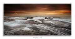 Weeping Rock (shannon sakovits.) Tags: monavale sunrise longexposure northernbeaches shannonsakovits photography shannonsakovitsphotography