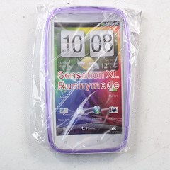 HTC Sensation XL Runnymede Protective Case - Purple