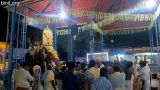 Thrissur Anchery Kavu Temple Bharani Vela 6