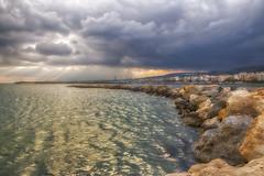 ... (Theophilos) Tags: sea sky clouds rocks rethymno crete θάλασσα ουρανόσ σύννεφα βράχια ρέθυμνο κρήτη