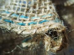 Hessian (Cloth/Textile) Macro Mondays (Explored) (seanwalsh4) Tags: macromondays themeclothtextile hmm hessianfabric hessian hemp jute strong coarse woven macro upholstery sacks seanwalsh canon naturalfibre