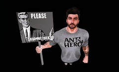 Hero? Get a grip! (EthanLeigh) Tags: hero antihero enrique iglesias song music challenge second life lumipro