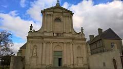 07. Abbaye de Mondaye (@bodil) Tags: france calvados normandie abbayedemondaye