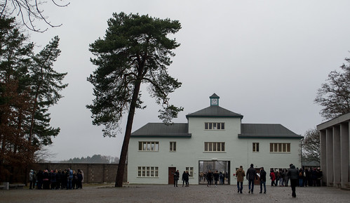 Sachsenhausen Concentration Camp Memorial (#0097)