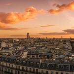 Paris Au Couché du soleil thumbnail