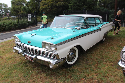 1959 Ford Galaxie Club Victoria Hardtop