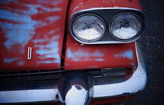 packard (jtr27) Tags: dsc00323 jtr27 sony alpha alpha7 a7 ilce7 ilce mirrorless canon fd fdn nfd 50mm f14 manualfocus chrome packard classic antique car auto automobile maine