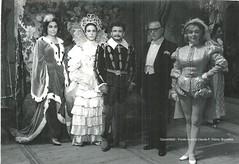 LES HUGUENOTS, PONCET, Tony - VALOT, S. - DORAIN, D., Grand-Théâtre de Verviers, 1967-1968 (Operabilia) Tags: operabilia claudepascalperna opera mauricemarquet liège verviers théâtreroyal grandthéâtre gand ghent régisseur metteurenscène stagedirector opérette operetta opéracomique raoul tonyponcet meyerbeer leshuguenots