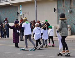 (lcross4) Tags: asbury park st patricks parade 2017 skateboards