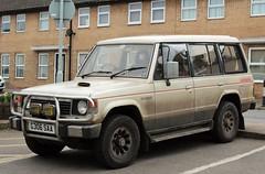 G306 SAA (Nivek.Old.Gold) Tags: 1990 mitsubishi pajero lwb intercooler turbo wagon 2470cc diesel
